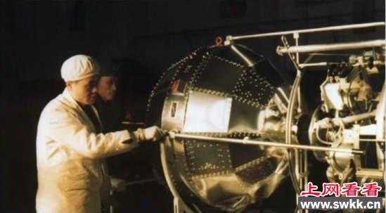 东方红一号已上天46年现仍在太空飞行 图