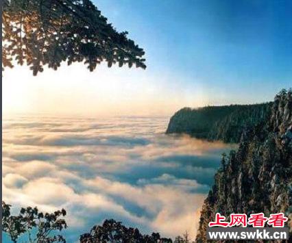 中国的百慕大 四川瓦屋山迷魂凼