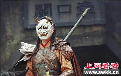 历史的北齐大将兰陵王怎么死的