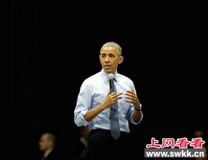 奥巴马离任前将会公布不明飞行物事件?