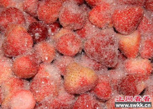 波兰冷冻草莓产量下降 原因是什么呢?