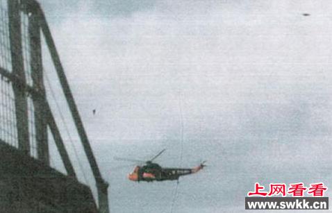 近期最大的ufo事件 客机与不明飞行物擦肩而过