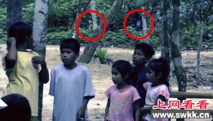 2011年ufo事件 外星人现亚马逊深处