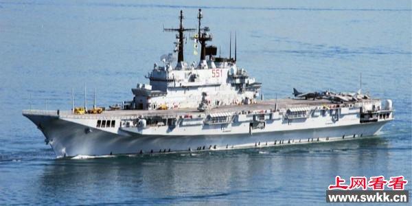世界上有航母的国家 中国有几艘